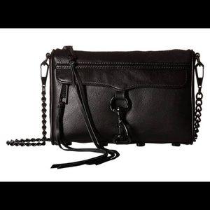Rebecca Minkoff Black Chain Bag